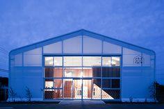 フクマスベース/福増幼稚園新館(千葉、2016) Fukumasu Base / Fukumasu Kindergarten Annex, Chiba, 2016