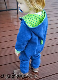 Oh, Junge!: Walk Overall