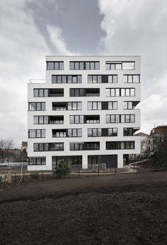 archiweb.cz  - Bytový dům Bulovka