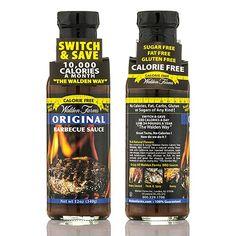 Walden Farms Calorie Free Barbecue Sauce - Original 12Ounce Bottle(S)