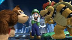 Watch Luigi Wreck Super Smash Bros. Characters Without Even Moving [VIDEO]