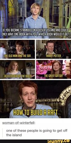 Fred/George which ever one it is