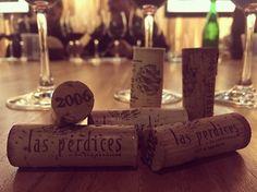 Ya es un clásico. Ya es una costumbre. Ya es un TOC. Foto de los corchos #vino #Tinamú