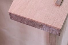Taming Tear-out - Protecting end grain feet - Popular Woodworking Magazine
