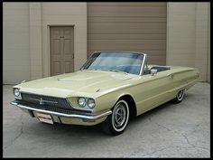 1966 Ford Thunderbird Convertible 390 CI, Automatic presented as lot G68 at Kissimmee, FL 2013 - image1