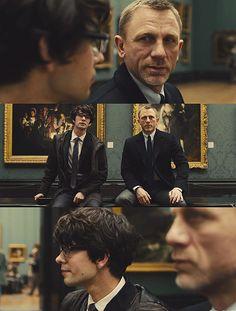 Bond and Q