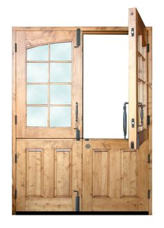 These would be perfect in red. red double dutch doors - Google Search