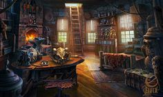 magic fantasy interior room castle anime medieval magical concept map setting places wizard dungeon landscape manga fairytale rpg varos spaces