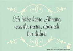 dabei sein ist immer gut....oder doch nicht??? #Postkarte von #Discordia www.der-schreibladen-shop.de #Papeterie #postcrossing #postcards #Schreibwaren #Nürnberg