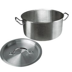 Winware Stainless Steel 15 Quart Brasier with Cover by Winco USA. $76.01. heavy gauge stainless steel cover. 15 quart brazier. heavy weight stainless with encapsulated bottom. NSF Listed. durable commercial grade. Winware Stainless Steel Brazier 15 Quart with Cover. Save 42%!
