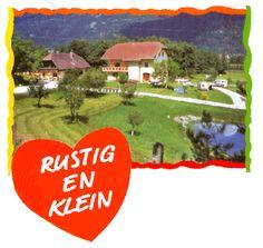 """KARINTHIË, Ossiach, Camping Kalkgruber, 32,20euro, Kleine camping, enkele terrassen met uitzicht op bergen. Zeer goed en schoon sanitair. De camping heeft het karakter van een boerencamping. Deze camping is zeer geschikt om fietstochten te ondernemen en uitstapjes te maken."""" Austria, Golf Courses, Holidays, Travel, Europe, Campsite, Holidays Events, Viajes, Trips"""