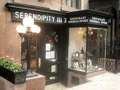 I want to go to the original Serendipity's in New York.