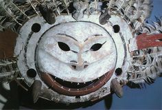 Shaman Mask Eskimo, Alaska | Flickr - Photo Sharing!