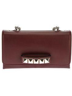 Valentino Garavani #designer #style #fashion #clothing #accessories #handbag #purse #clutch Valentino Garavani, Shoulder Bag, Handbags, Purses, Inspired, Accessories, Style, Design, Fashion