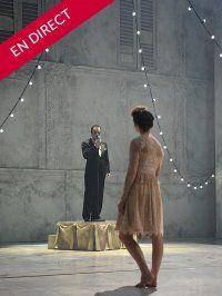Roméo et Juliette en direct de la Comédie Française
