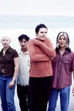 The Smashing Pumpkins - the classic line-up