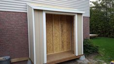 Lean To Shed (3x8') - Imgur Small Shed Plans, Diy Shed Plans, Man Cave Shed Plans, Shed Interior, Lean To Shed, Diy Storage Shed, Diy Wooden Projects, Outside Storage, Houses