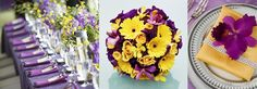 How to create the perfect wedding colors using color wheel. Click here!
