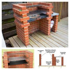 With the spring approaching, are you looking forward to those sunny days, eating red meat and drinking a beer? If you don't have a BBQ pit, then we are here to help with this easy to follow guide to build your own brick BBQ.Building a brick barbecue is very easy …