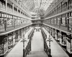 Shorpy Historic Picture Archive :: The Mall: 1901 high-resolution photo