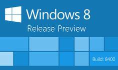 Đã có liên kết tải về chính thức của Windows 8 Release Preview http://esoftblog.com/2012/06/01/tai-ve-windows-8-release-preview