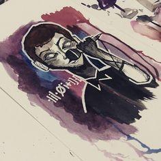 Tyler Joseph Clique Art  -/ Twenty One Pilots