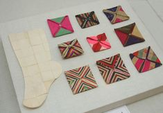 Korean traditional patchworks from wowkoreanews 와우코리아뉴스.