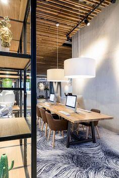 Mulderblauw architects · Novotel Amsterdam Schiphol Airport #officedesignscorporate