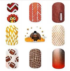 Thanksgiving is coming soon! Get your Jamberry Thanksgiving jamicure at my website, www.elizabethjarvis.jamberrynails.net.
