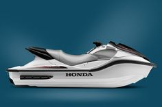 Honda Aquatrax F-15: a 200 horsepower turbocharged jet ski. I'll take two, please.