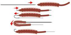 Il existe plusieurs types d'appâts pour la pêche en mer, et il est parfois compliqué de savoir comment les fixer correctement sur la ligne. Découvrez dans ce conseil, comment bien présenter votre appât pour la pêche en mer.