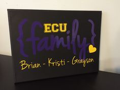 A personal favorite from my Etsy shop https://www.etsy.com/listing/238734643/ecu-pirates-sign-ecu-family-sign-pirate