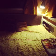 Night reading time in our Oasis