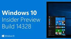 Build 14328 Windows10 PC-Mobile | Disponibile per Insider Preview