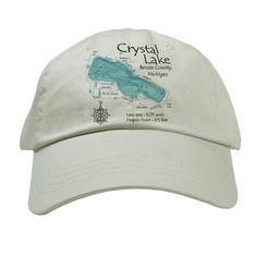 Personalized Lake Art Baseball Hat $19.95; dAd, Preston & maybe others?