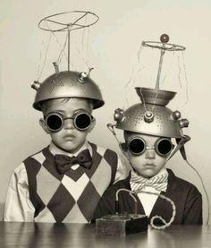 VINTAGE ROBOT KIDS