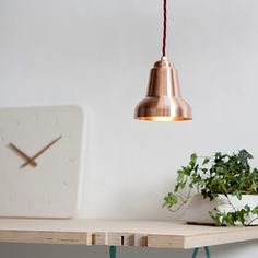Copper Pendant Lamp by The Home Project | MONOQI