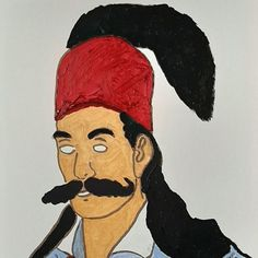 Greek History, World History, Independence War, Ottoman Empire, Showroom, Paper Art, Revolution, Greece, Disney Characters