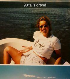 90'talls drøm