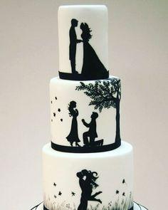 66 Awesome Simple Wedding Cake Ideas Inspirations - Hochzeitstorte I… - Wedding Cakes - Torten Amazing Wedding Cakes, Unique Wedding Cakes, Wedding Cake Designs, Wedding Cake Toppers, Amazing Cakes, Cake Wedding, Wedding Shoes, Wedding Rings, Wedding Favors