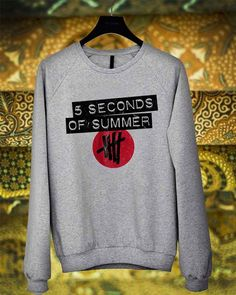ed5fa9034 5SOS album sweater sweatshirt unisex adult by introshop1988 Coldplay Shirts,  Coldplay Ghost Stories, Warriors