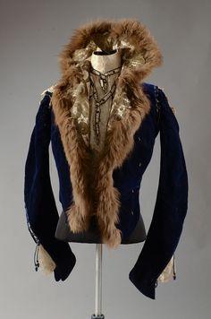 c.1900 Edwardian Fashion, Vintage Fashion, Vintage Glam, Vintage Style, Blouse And Skirt, Costume Dress, Historical Clothing, Fashion History, Women Wear