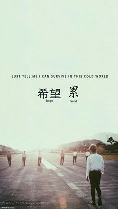 I Can, Thats Not My, Survival, Kpop, Bts, World, Movie Posters, Movies, The World