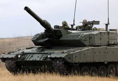 Canadian Leopard2A6M CAN