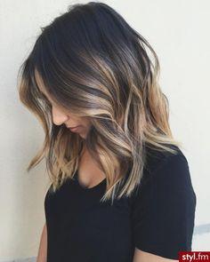 Makeup Ideas: Balayage Ombré Hair Tendance 2016 20 Modèles à Piquer