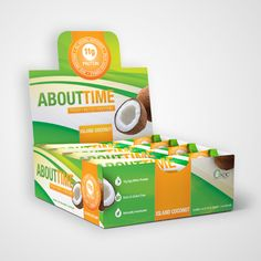 Fruit, Nuts & Protein bars are great as a snack or a meal replacement. Just another way About Time brings you natural protein supplements that don't sacrifice great taste. www.TryAboutTime.com