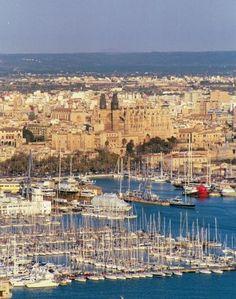 Palma de Mallorca - Spain We toured here on our trip.