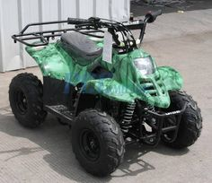 Coolster/Tao  DELUXE Sport Quad 110cc Youth Model/