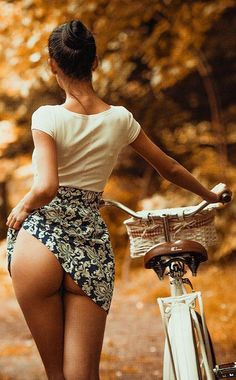 Hot Cycling: Cycling is Sexy — purepublicnudity: Riding your bike topless,...