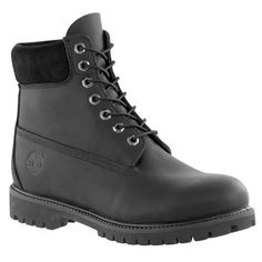 timberland men's hommes black